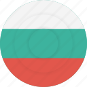 bulgaria, country, flag, geography, national, nationality