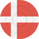 country, denmark, flag, geography, national, nationality