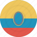 country, ecuador, flag, geography, national, nationality