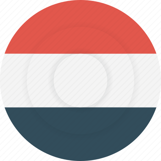 country, egypt, flag, geography, national, nationality icon