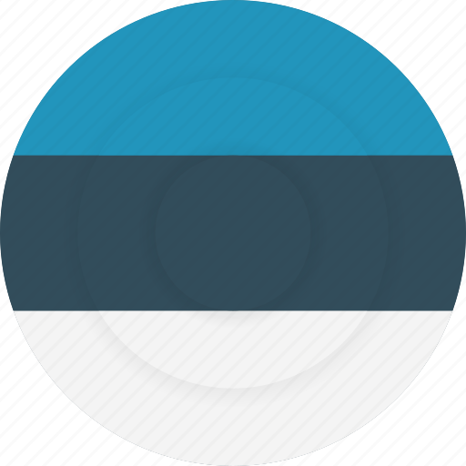 country, estonia, flag, geography, national, nationality icon