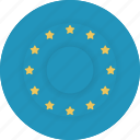 country, eu, europe, flag, geography, national, nationality icon