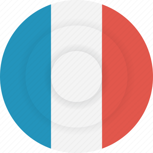 country, flag, france, geography, national, nationality icon