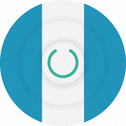 country, flag, geography, guatemala, national, nationality icon