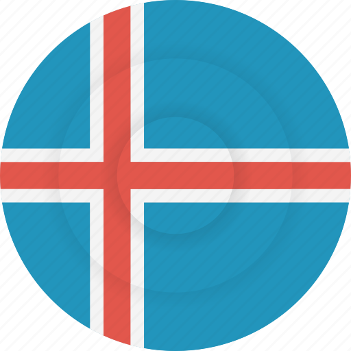 country, flag, geography, iceland, national, nationality icon