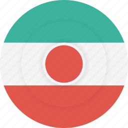 country, flag, geography, iran, national, nationality icon
