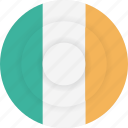 country, flag, geography, ireland, national, nationality
