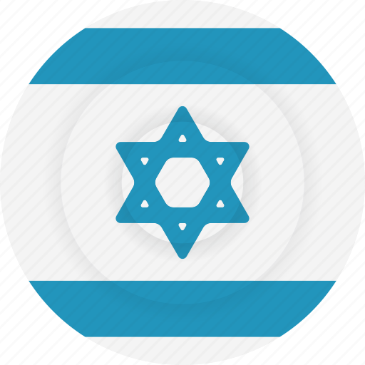country, flag, geography, israel, national, nationality icon