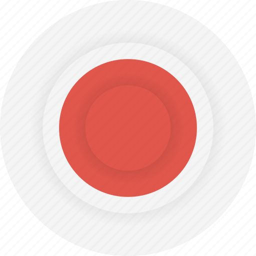 country, flag, geography, japan, national, nationality icon