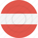 country, flag, geography, latvia, national, nationality icon
