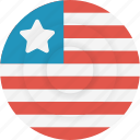 country, flag, geography, liberia, national, nationality