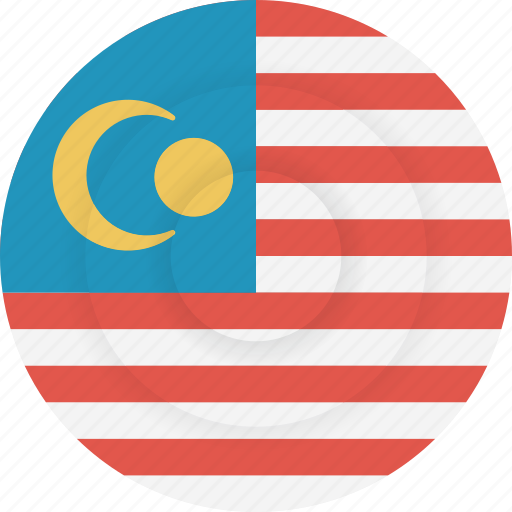 country, flag, geography, malaysia, national, nationality icon