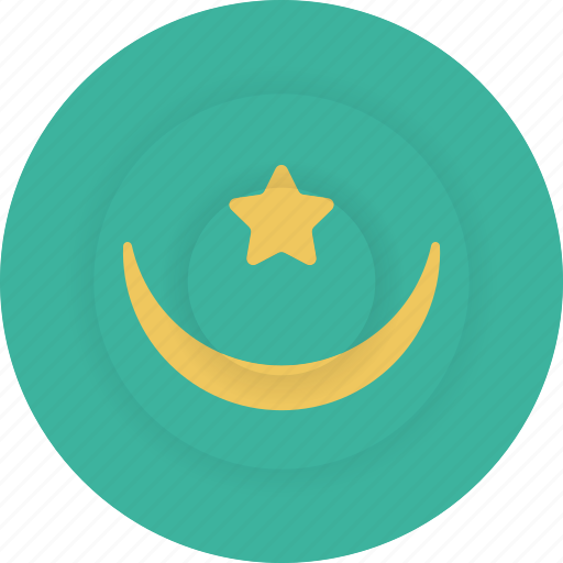 country, flag, geography, mauritania, national, nationality icon