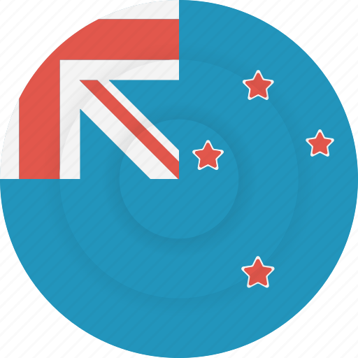 country, flag, geography, national, nationality, new zealand, zealand icon
