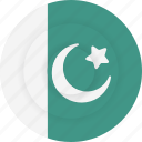 country, flag, geography, national, nationality, pakistan