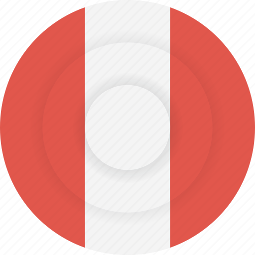 country, flag, geography, national, nationality, peru icon