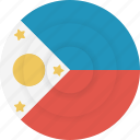 country, flag, geography, national, nationality, philippines