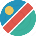 country, flag, geography, national, nationality, tanzania icon