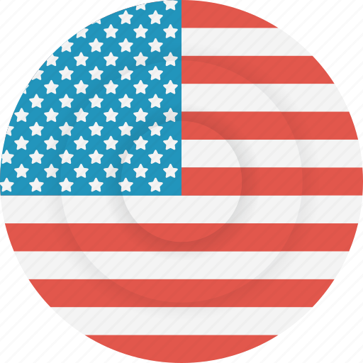 america, country, flag, geography, national, nationality, usa icon