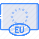 europe, country, flag, international