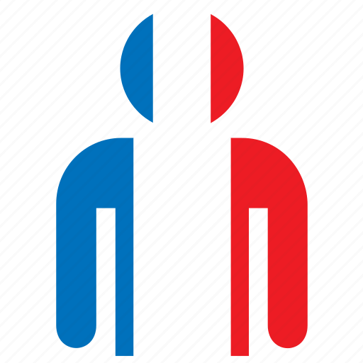 avatar, country, flag, flags, france, french, shirt icon