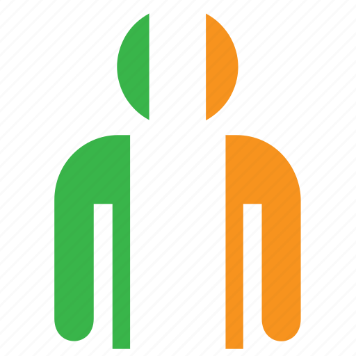 country, flag, flags, ireland, irish, jersey, shirt icon