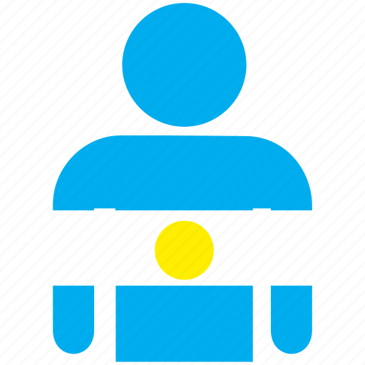 argentina, argentinian, country, flag, flags, jersey, shirt icon