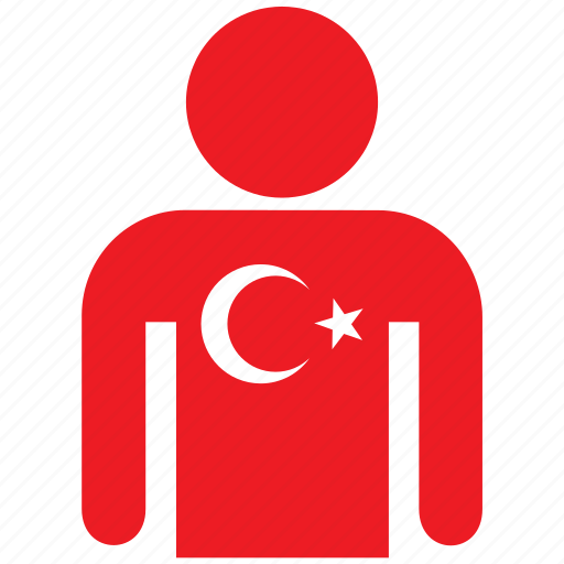 country, flag, flags, jersey, shirt, trukey, turkish icon