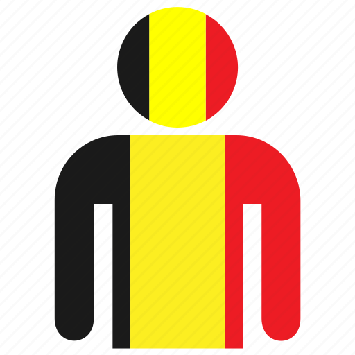 belgian, belgium, country, flag, flags, jersey, shirt icon