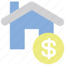 buy, house, price icon