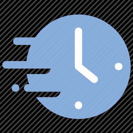 clock, deadline, efficiency, estimate icon