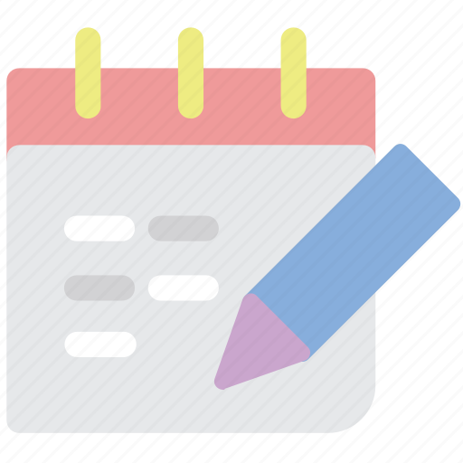 calendar, created, month, schedule, time icon
