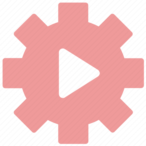audio, bolt, controls, game, settings, video icon