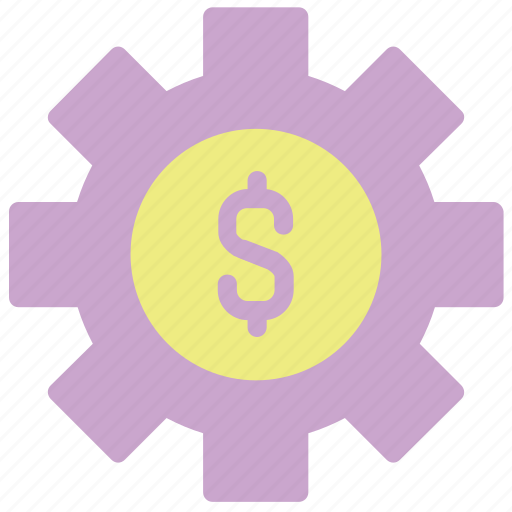 finance, making, management, money, settings icon