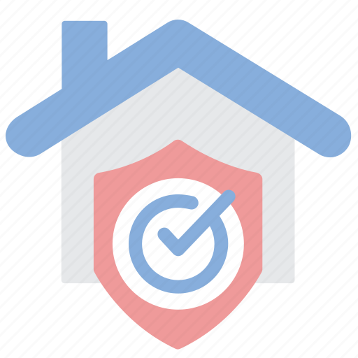 House, protection, shield icon - Download on Iconfinder