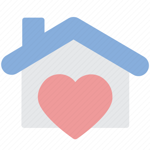 Heart, home, house, love, sweet icon - Download on Iconfinder