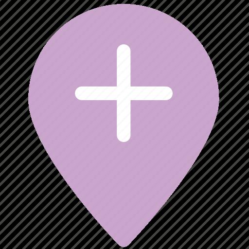 local, location, web icon
