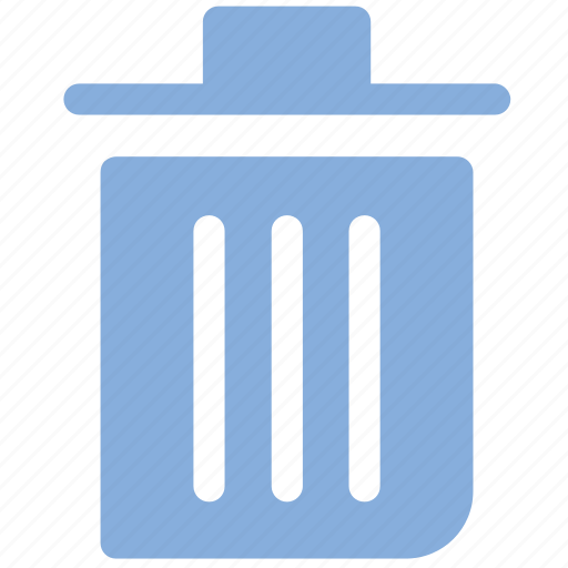 Bin, trash can, waste icon - Download on Iconfinder