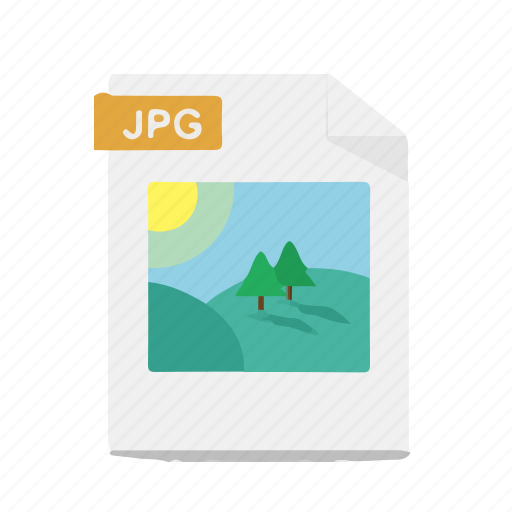 file, format, image, jpg, photo, picture icon