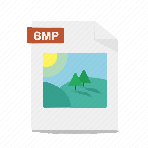 bmp, file, format, graphic, image, photo icon