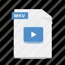 file, format, mkv, movie, video