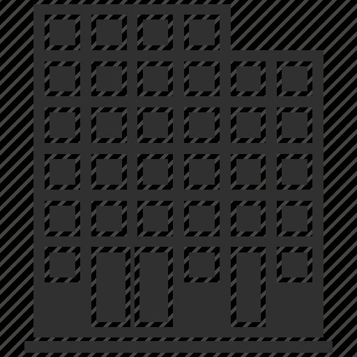 building, enterprise icon