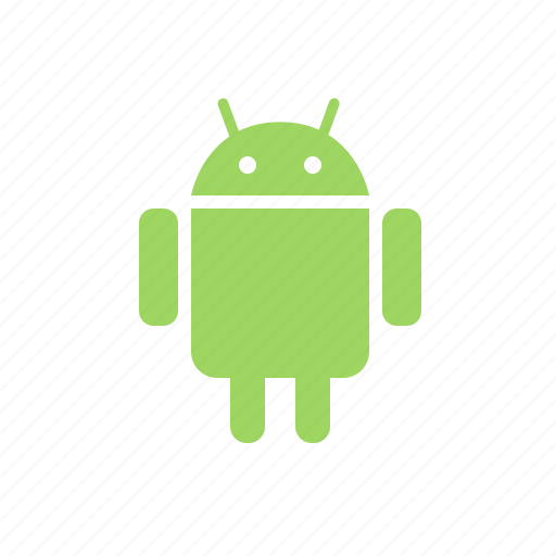 android, droid, google, os, robot icon