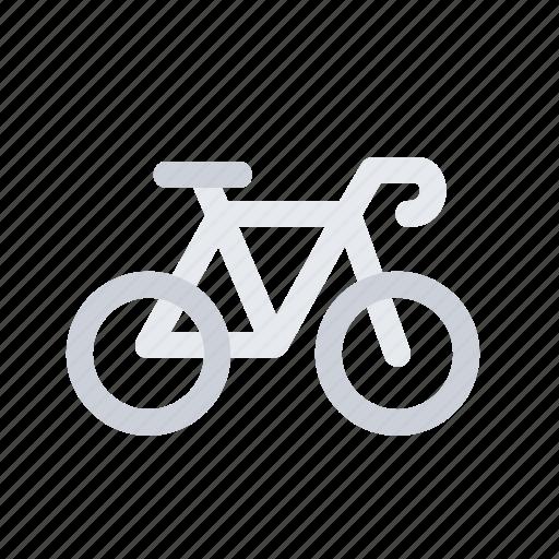 bicycle, bike, sports, transport, travel, vehicle icon