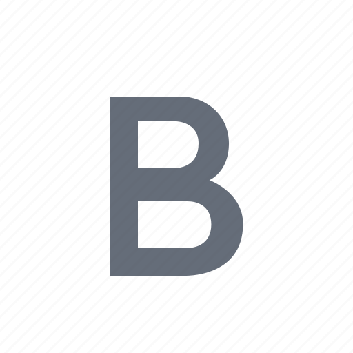 bold, font, style, text, text style, type icon