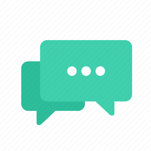 chat, conversation, customer support, speech, talk icon