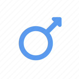 gender, male, sex, sign icon