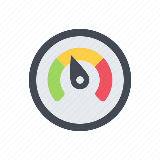 dashboard, gauge, measure, meter, performance, power icon