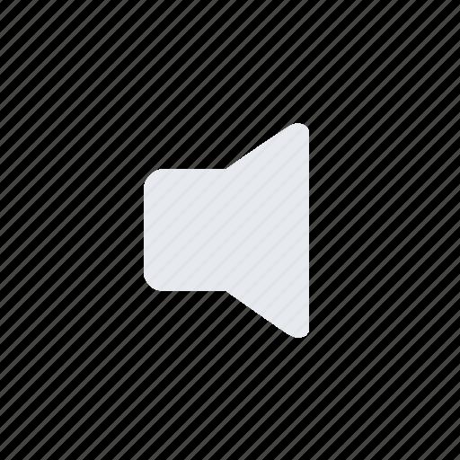 audio, sound, speaker icon
