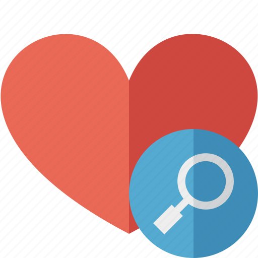 Favorites, heart, love, search icon - Download on Iconfinder